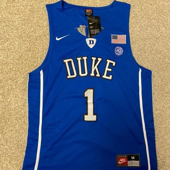 Nike Other - NIKE Zion Williamson Duke College Jersey BRAND NEW